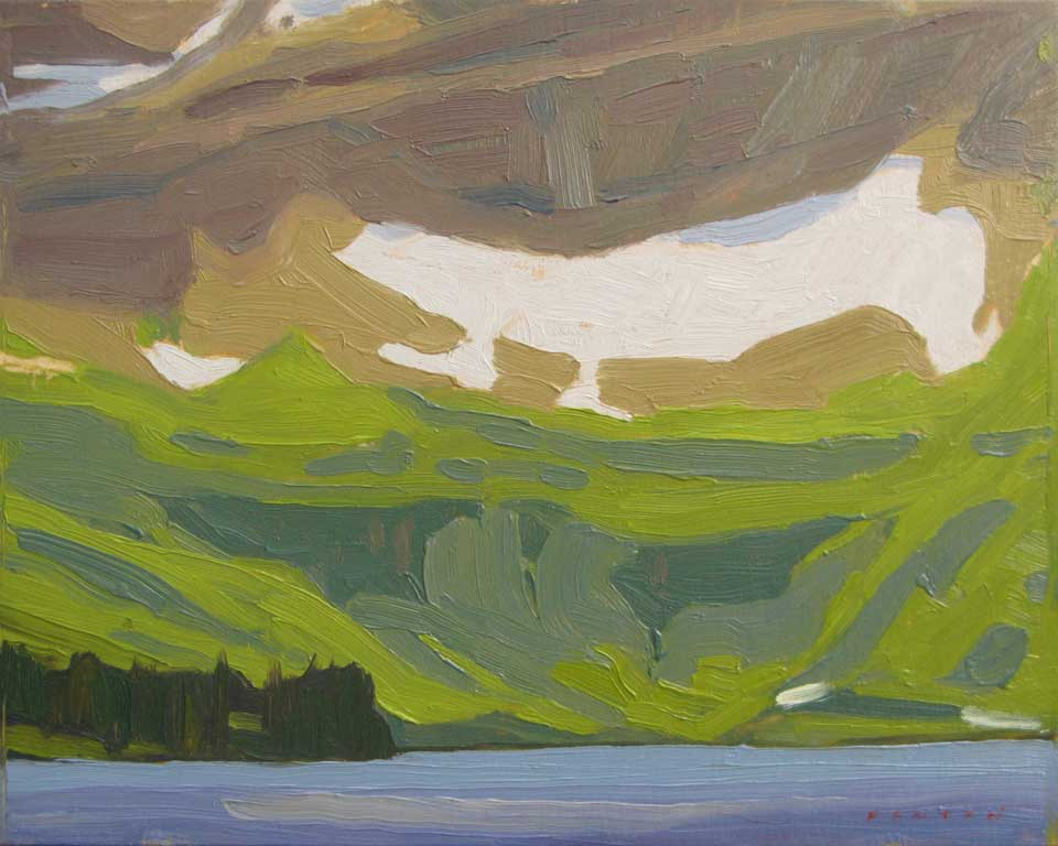 Cameron Lake, Waterton