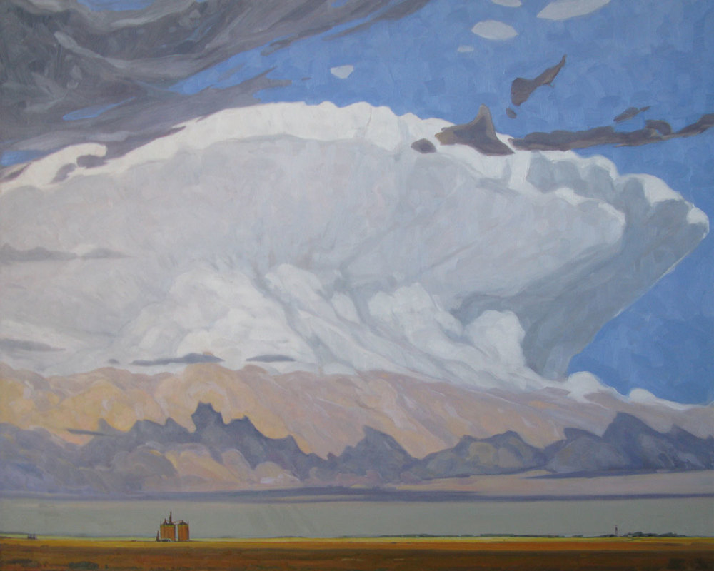 Weathering Flats - 40x50 inch