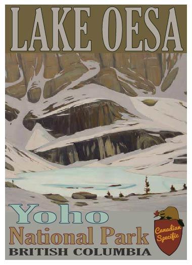 PC-021 Lake Oesa