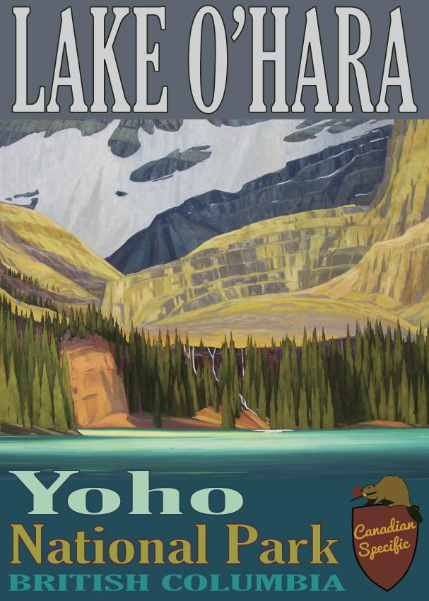 #034 Lake O'Hara