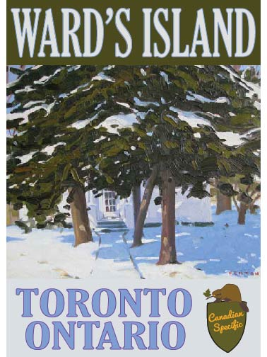 Wards Island Lakeshore