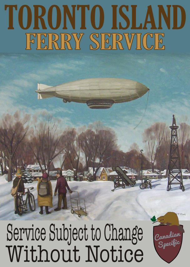 PC-008 Ferry Service