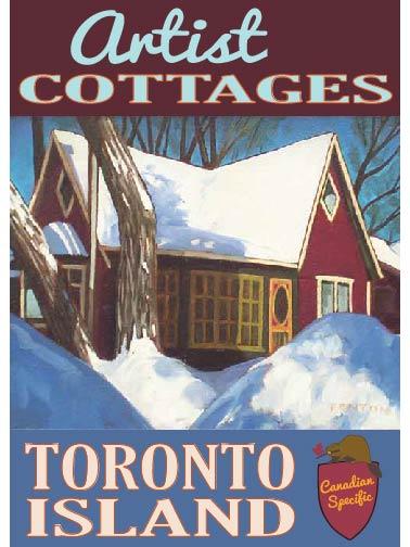 PC-003 Artist Cottages