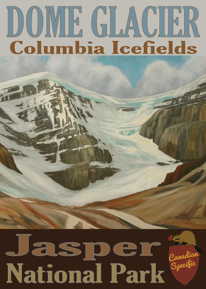 PC-057 Dome Glacier
