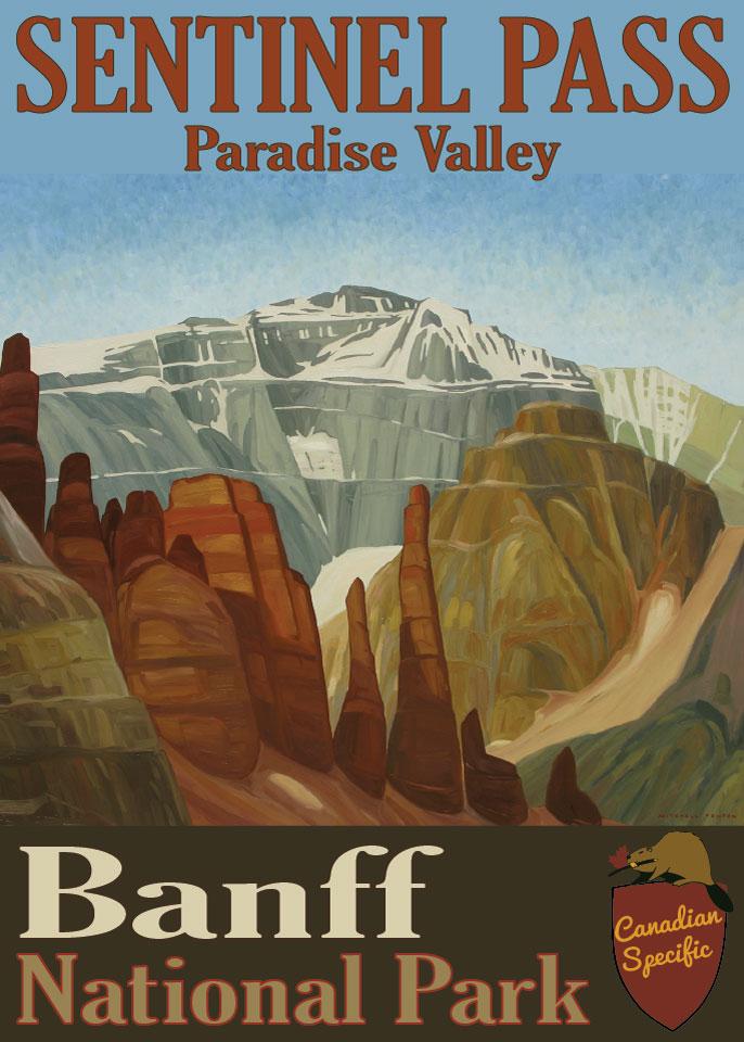 #031 Sentinel Pass