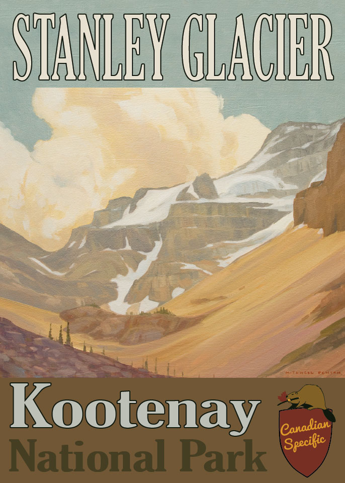 PC-051 Stanley Glacier