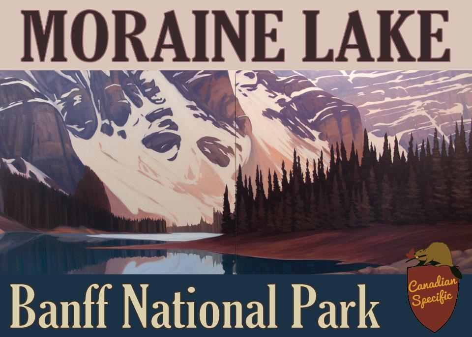 #028 Moraine Lake