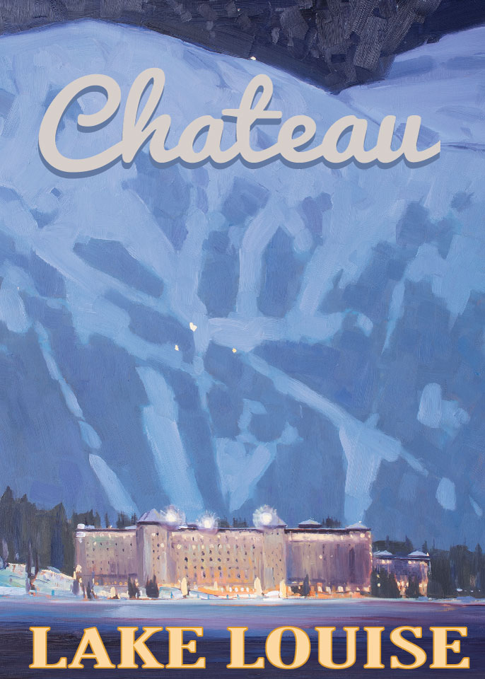 #017 - Chateau Lake Louise