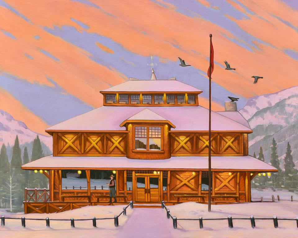 Banff Park Museum National Historic Site