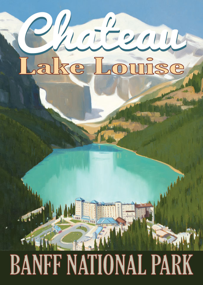 #068 - Chateau Lake Louise