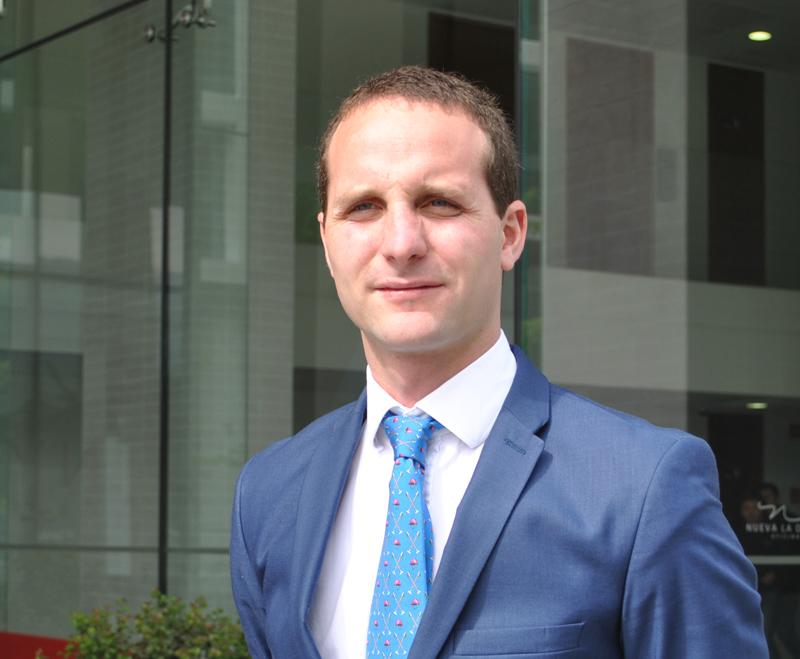 Rodrigo franzani - gerente general