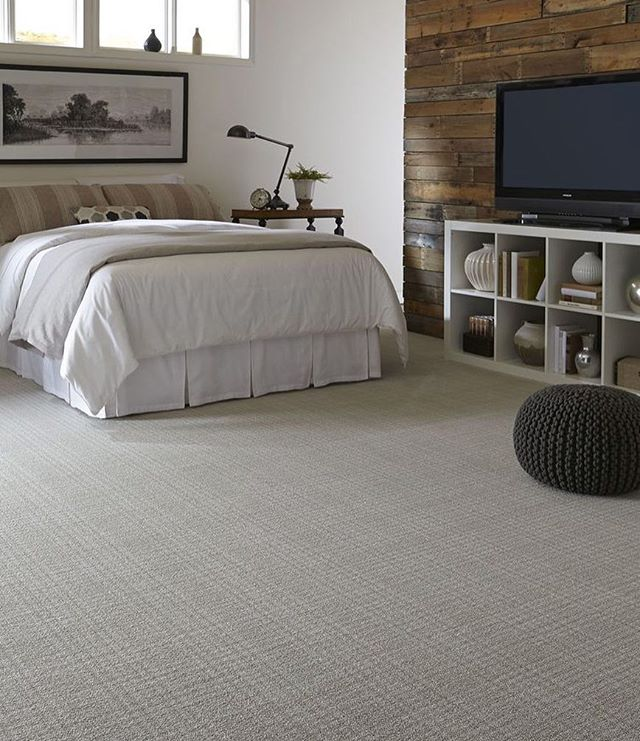 Patterned carpet is in and we don't see it going anywhere soon. Get this designer look 👆🏽 for just $2.99 sq ft (carpet, pad and labor). Give us a call today for a FREE quote ——  📞 801-563-8226