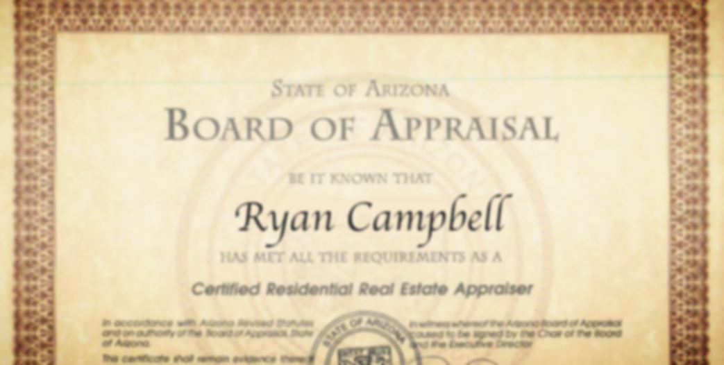 Appraiser Licensing Onpoint