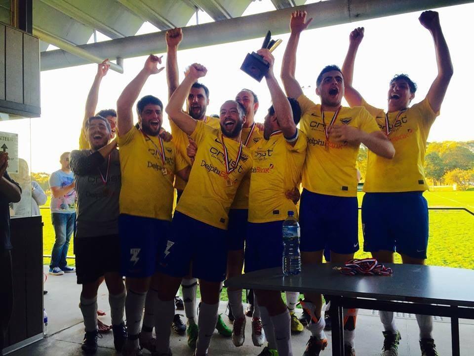 AA9 2015 Champions