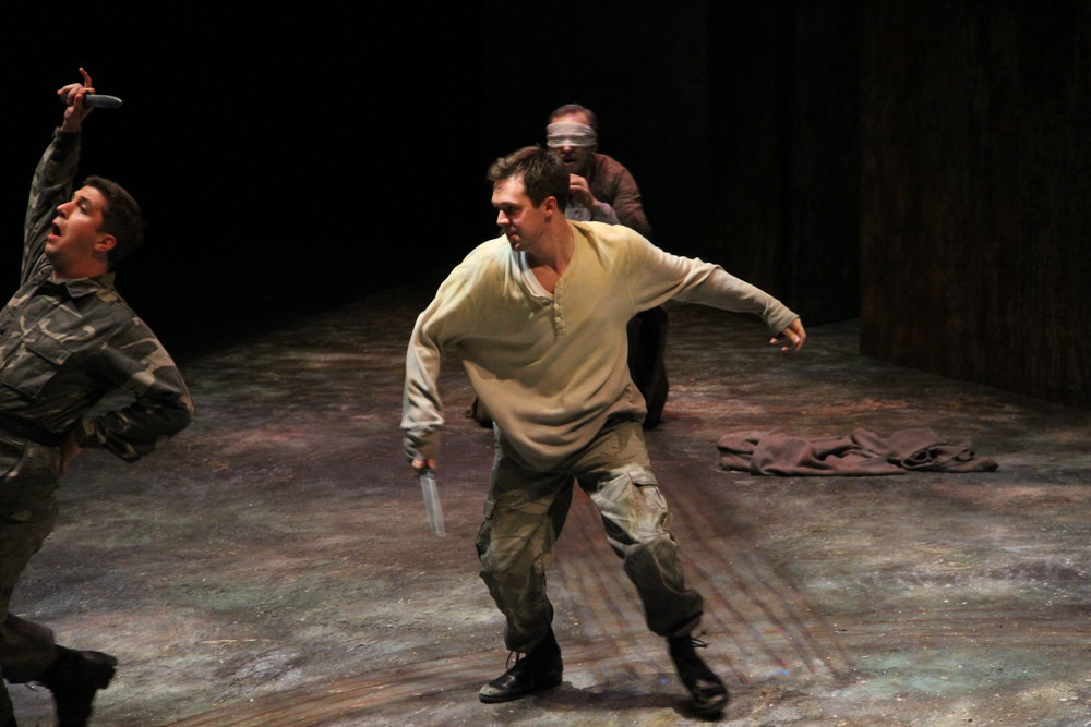 King Lear  - Southern Miss Theatre, 2011