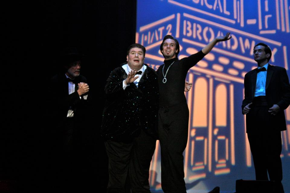 The Producers  - Hattiesburg Civic Light Opera, 2012
