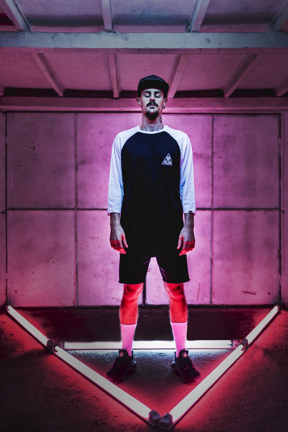 BELOW APPAREL SS16 -