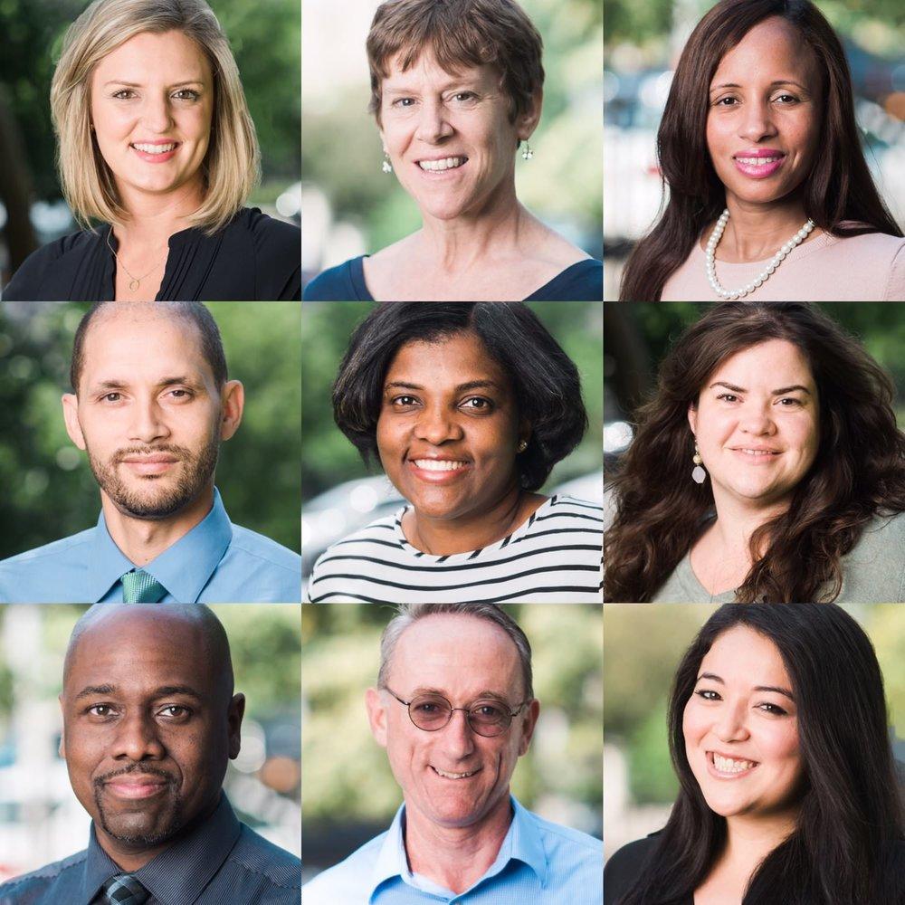 UPCHS Staff Members