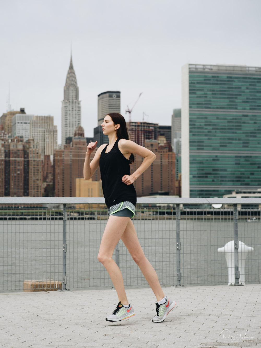 Ana Tess, Model. Photo by Daniel Lee.