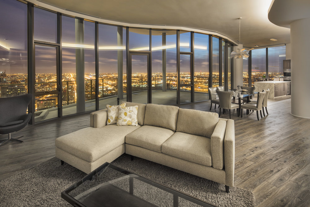 1001 South State Penthouse