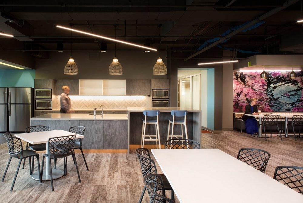 Andigo Credit Union Corporate Kitchen