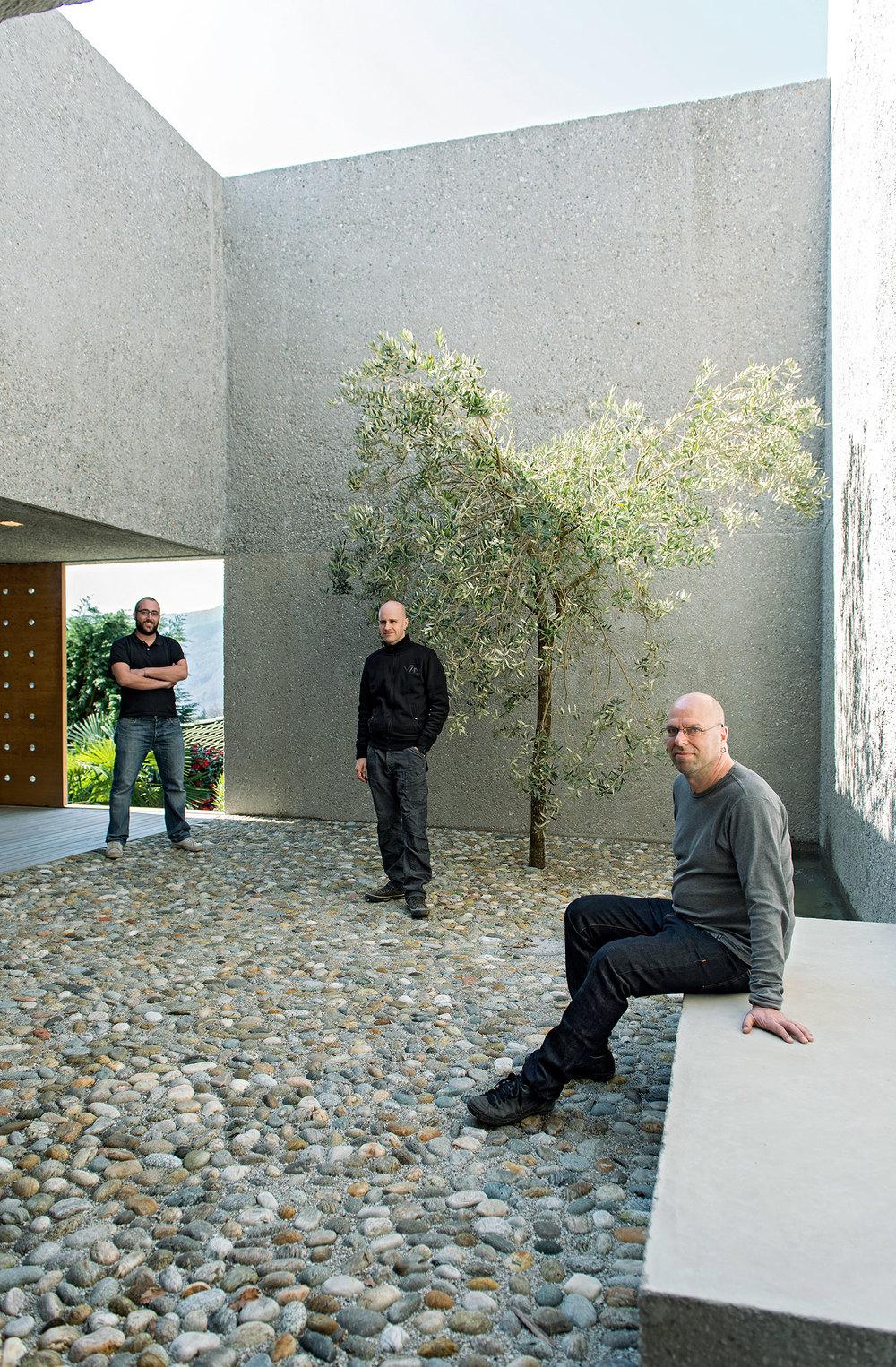 ARCH. WESPI, DEMEURON & ROMERO