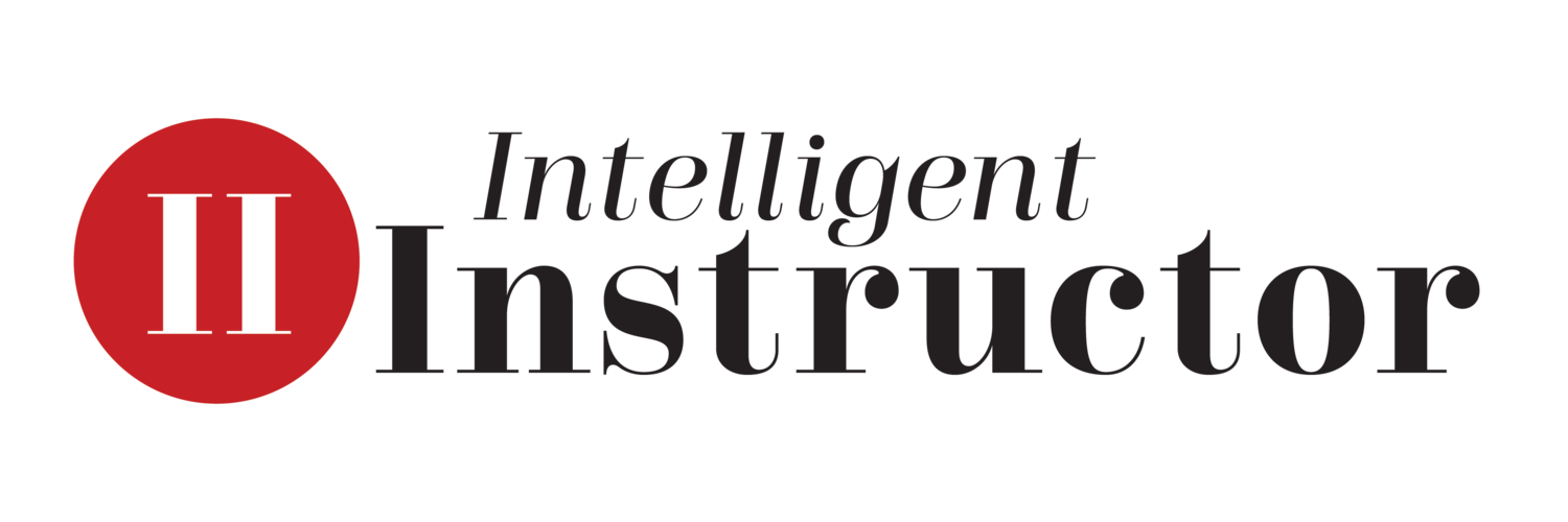 Intelligent Instructor magazine