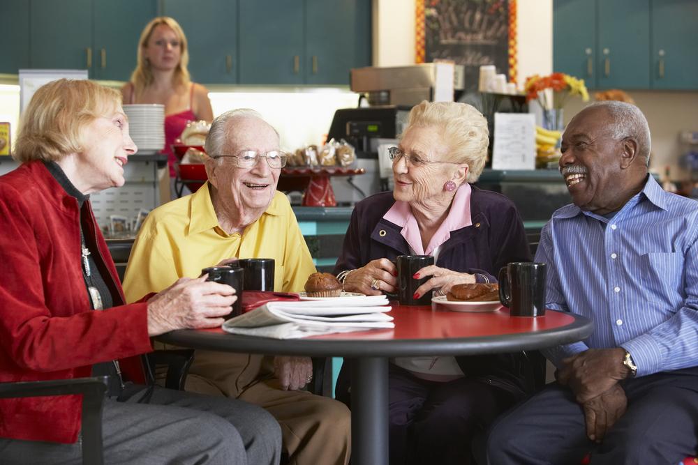 senior meetup groups