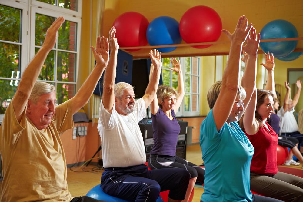 senior recreation centres
