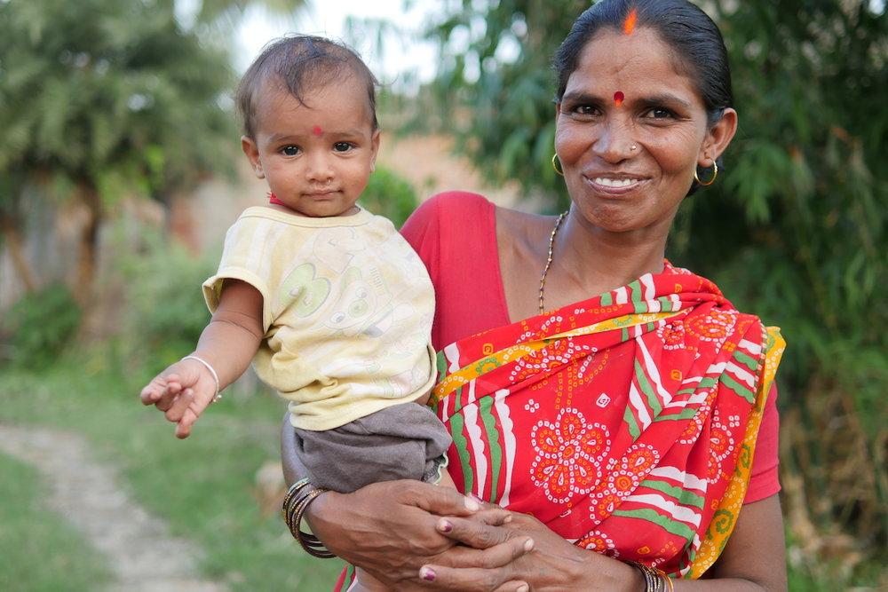 Malti Devi, farmer, Ragjir, Bihar, India