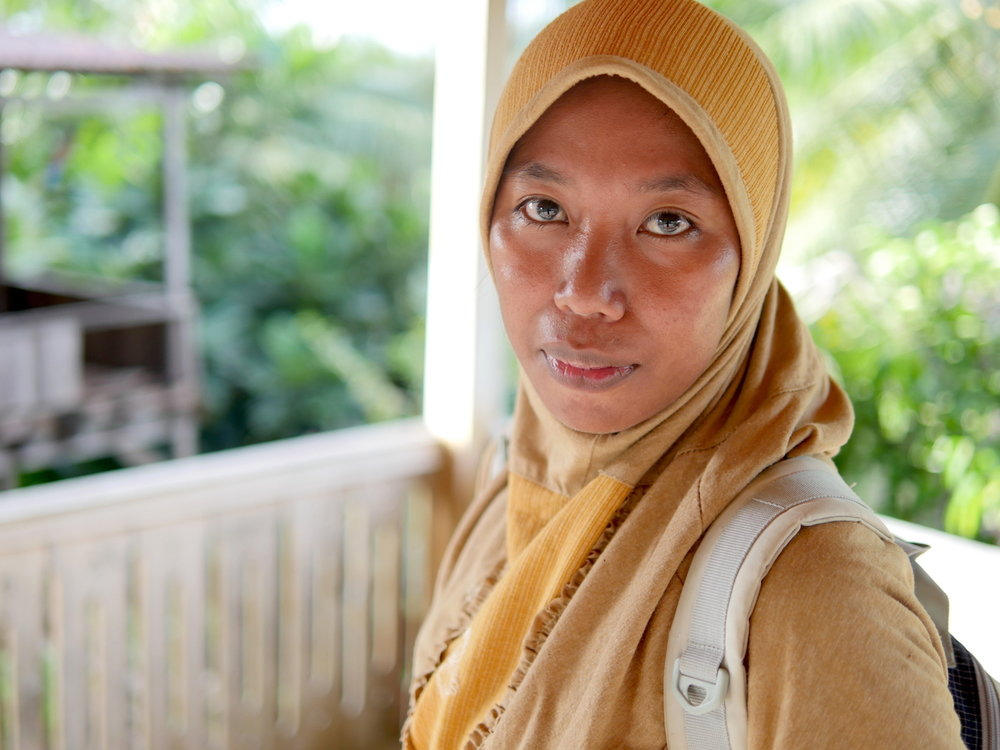 Nusi is a journalist, community organizer, and educator working for the Fourkani Foundation in Wtakatobi National Park, Southeast Sulawesi, Indonesia.