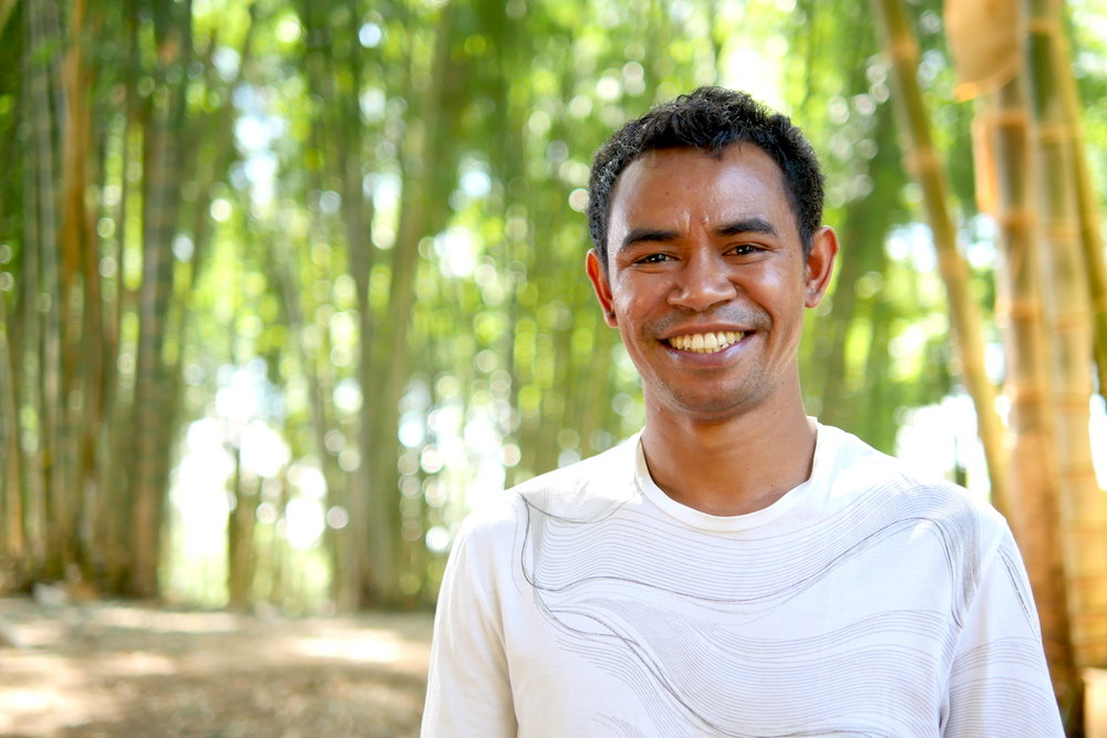 Egen is a social entrepreneur, youth group leader, and treking guide in the Bajawa region of Flores Island, Nusa Tenggara Timur, Indonesia.