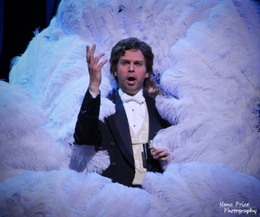 Danilo in  The Merry Widow , Edmonton Opera