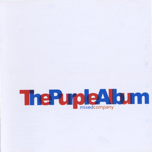 The Purple Album (2009)