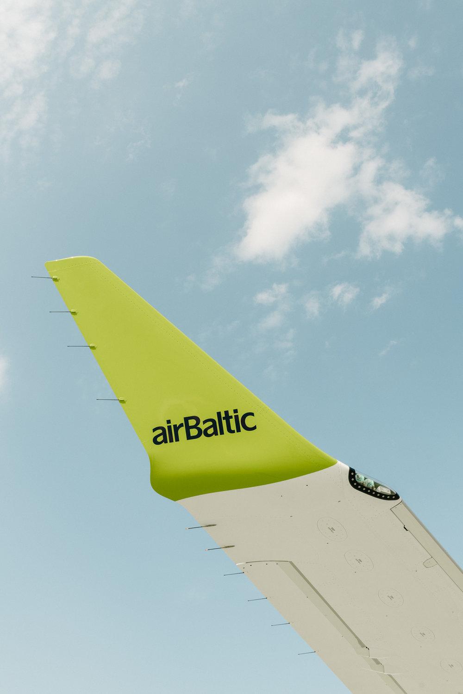 AirBaltic, Riga