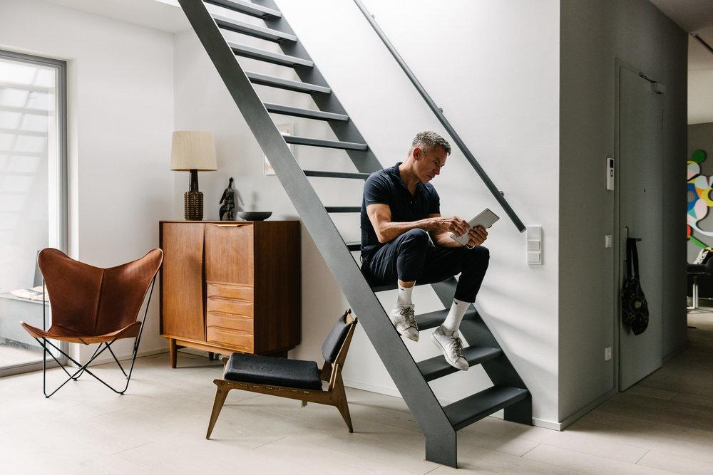 Olaf Hajek for Siemens Home