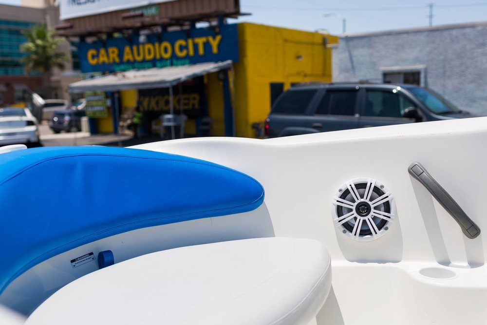 marine audio systems