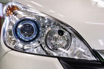HID headlight installation National City.