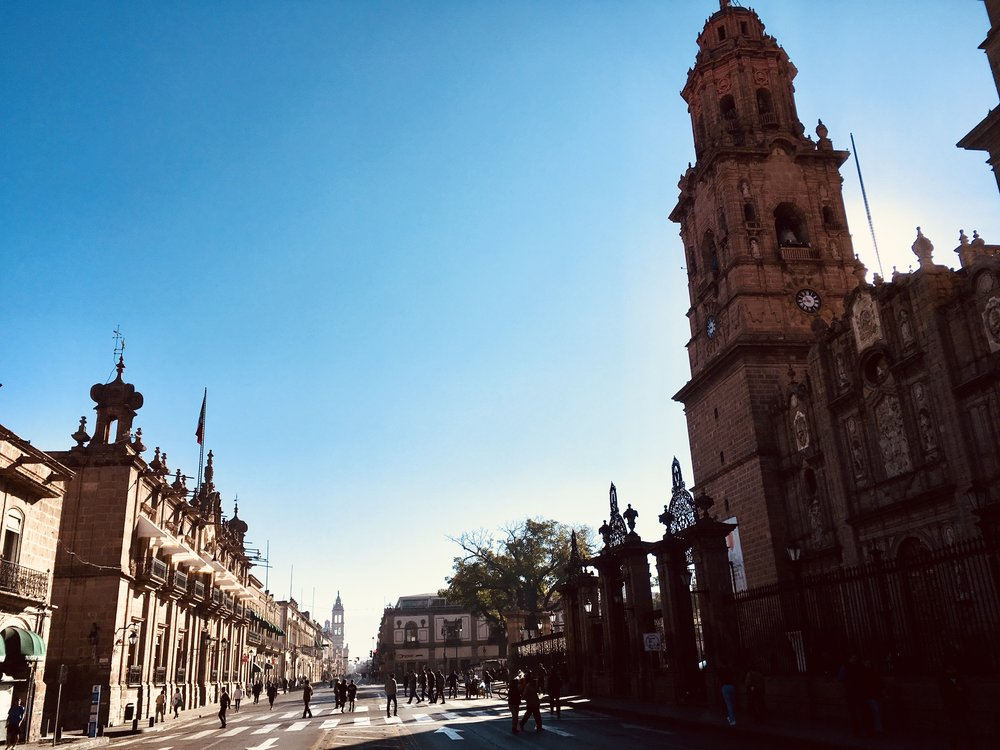 Morelia City Center