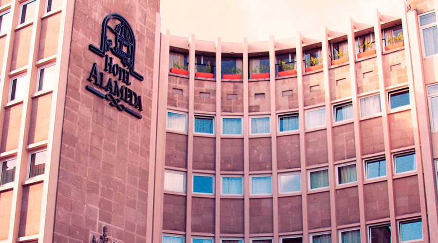 Credit: Hotel Alameda