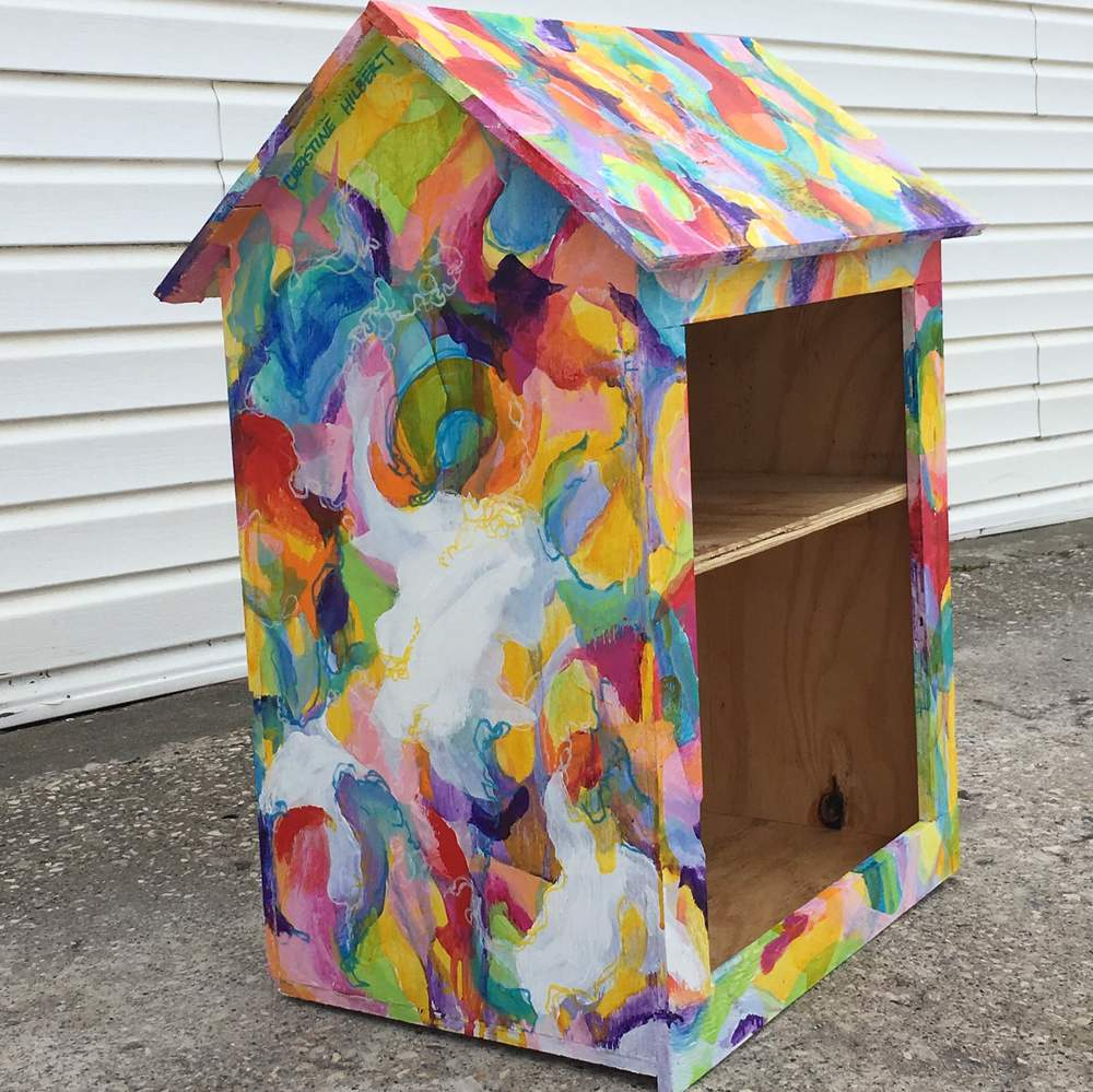 Free Little Library for I Have A Dream DM