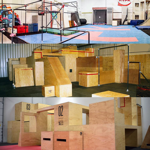 Start A Parkour Gym Revolution