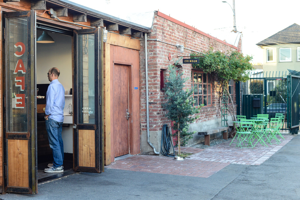 THE CRO CAFE @ TEMESCAL ALLEY