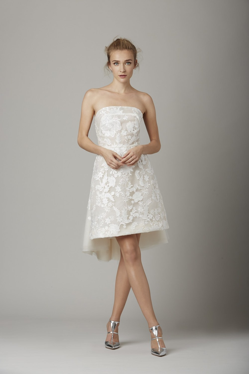 Lela Rose  Reception Dress