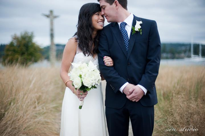 Inn at Port Ludlow Wedding Featured on Style Me Pretty