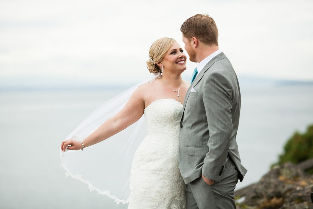 Roche Harbor Wedding Featured on Every Last Detail