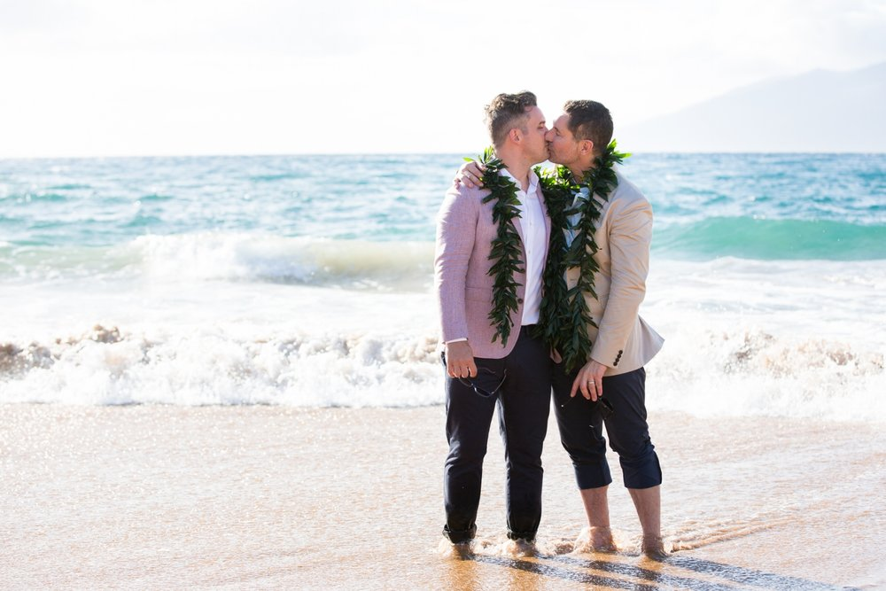 Four Season Maui Wedding Featured on Borrowed  & Blue