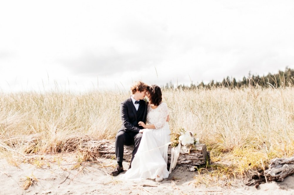 Inn at Port Ludlow Wedding Featured on Wedding Chicks