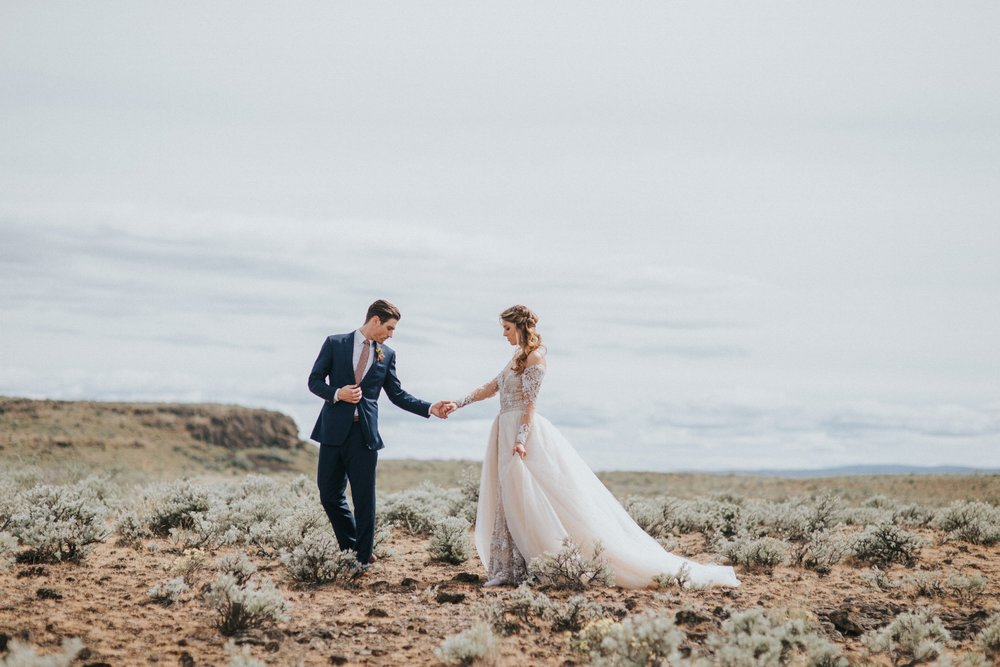 Desert Daydream Styled Shoot Featured on Borrowed & Blue