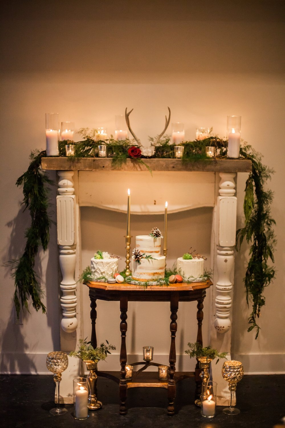Winter Elegance Styled Shoot Featured on NorthWed